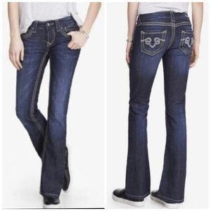 Rerock Express Barely Boot Jeans - 4